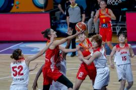 España arranca el Mundial con victoria ante Japón (70-84)