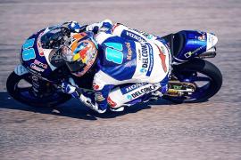 Jorge Martín gana el Gran Premio de Aragón de Moto3