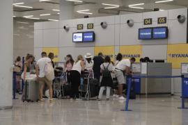Ryanair encara una nueva huelga de tripulantes