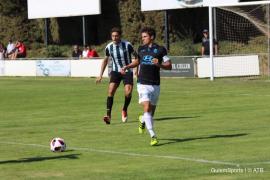 El Atlético Baleares paga con el empate sus concesiones defensivas