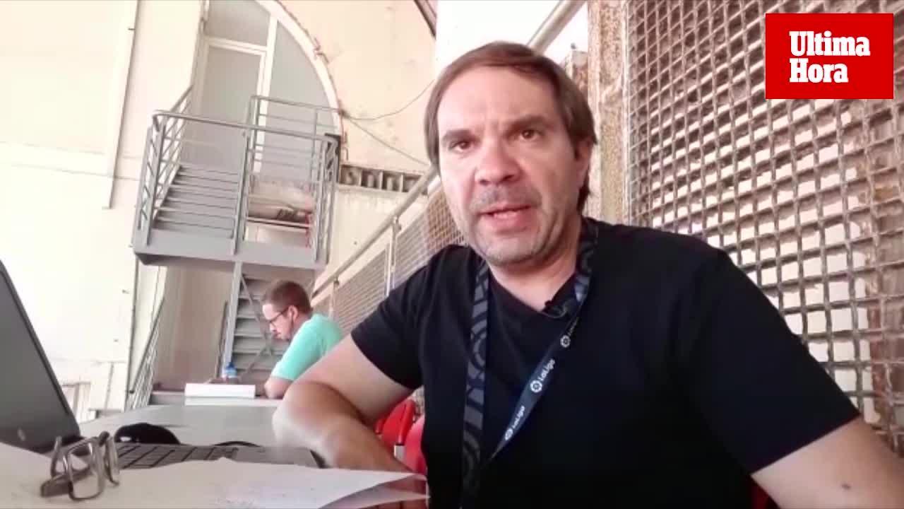 Miquel Alzamora analiza la primera derrota de la temporada del Mallorca en Son Moix