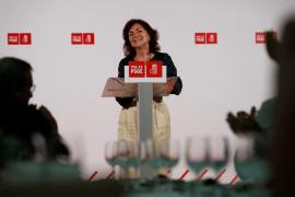 Calvo destaca la capacidad del PSOE para llegar a acuerdo ante «salvadores» como el «populismo»