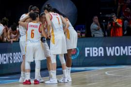 España supera a Puerto Rico (78-53) y apuntala su liderato de grupo en el Mundial