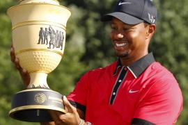Tiger Woods vuelve a ganar un título más de cinco años después