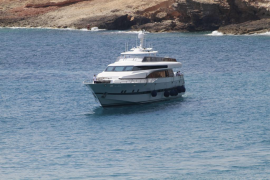 Baleària pone a la venta el yate 'Foners', antiguo 'Fortuna', por 8 millones