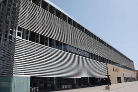 La Assemblea Balear de l'Esport propone cinco posibles nombres para el Palma Arena