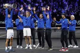 Europa se impone 13-8 a Resto del Mundo en la segunda Laver Cup de tenis