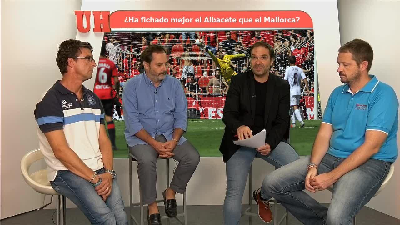 La gestión de los refuerzos del Mallorca, a debate en Ultima Hora Esports