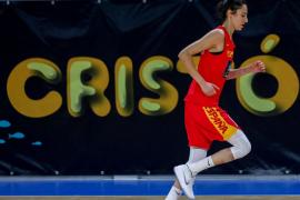 Alba Torrens: «Tengo que dar el máximo para el equipo»