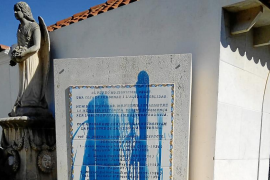 Destrozadas las placas de homenaje a las víctimas de la Guerra Civil y de la dictadura en Búger