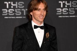 Luka Modric es 'The Best'