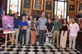 Palma, Manacor e Ibiza, en el Ciutat de Palma de voleibol