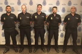 La Policía Nacional presenta un nuevo grupo de Delitos Tecnológicos en Baleares