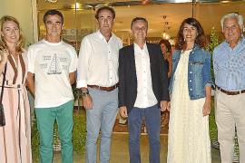Entrega de trofeos de la Regata Rei en Jaume en Port Adriano