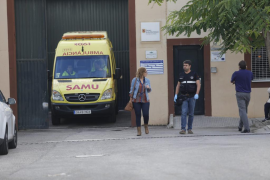 La víctima del incendio en Es Pinaret a un testigo: «¡Sácame, que me quemo!»