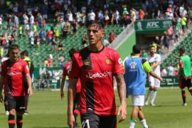 Un partido de sanción a Raíllo por su expulsión contra el Albacete