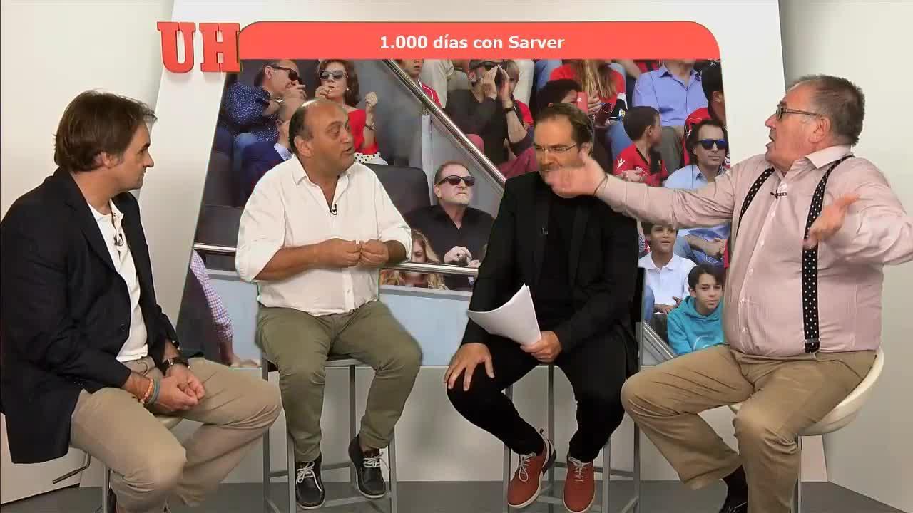 Los mil días de Sarver en el Mallorca, a debate