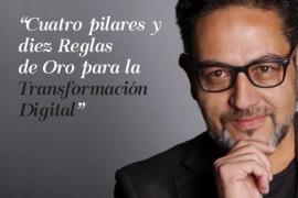'Cuatro pilares y diez reglas de oro para la transformación digital', la masterclass de Miguel Ángel Trabado en ESERP