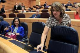 La ministra de Justicia, reprobada por el Senado con la mayoría absoluta del PP