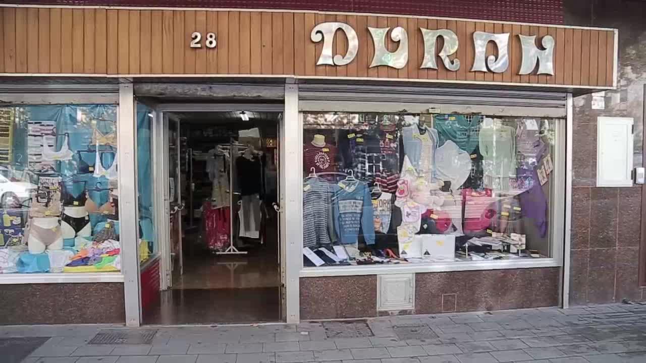 Andreu Cañellas, de Mercería Durán: «Las ventas han bajado mucho desde que apenas hay modistas»