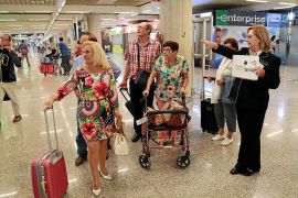 La demanda obliga a incrementar la oferta turística para la tercera edad en Baleares
