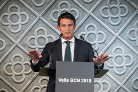 Valls crea una plataforma ciudadana para ser el próximo alcalde de Barcelona