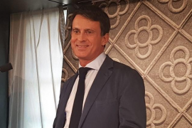 Valls concurrirá con la plataforma 'Barcelona Capital Europea'