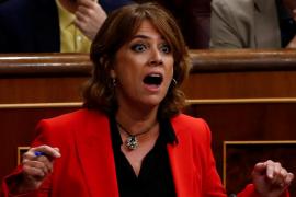 Delgado no dimitirá: «Ni este gobierno ni esta ministra va a aceptar el chantaje»