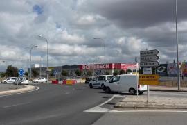 El Consell se disculpa por los atascos de la carretera de Manacor y recuerda las rutas alternativas