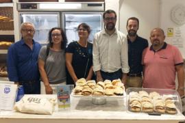 El alcalde de Palma visita la 'Ruta del llonguet' para mostrar su apoyo a la iniciativa