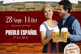 Oktoberfest, la fiesta alemana de la cerveza, también se celebra en Palma
