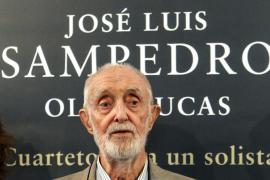 José Luis Sampedro, Premio Nacional de las Letras 2011