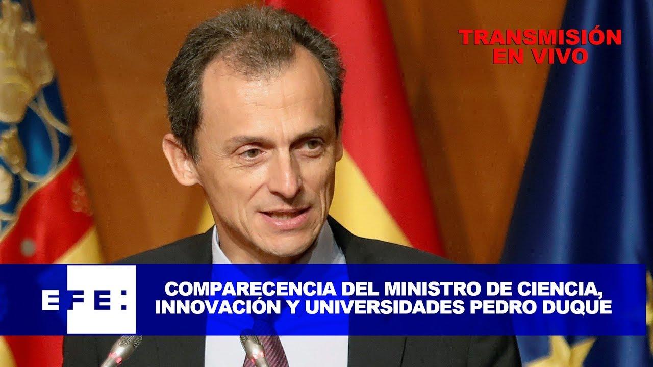 Así ha aclarado Pedro Duque las acusaciones de fraude fiscal