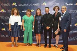 El Govern entrega los Premios de Turismo 2018 durante la III Nit del Turisme celebrada en Ibiza