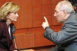 La UE ve insuficiente el fondo de rescate de un billón y pide ayuda al FMI