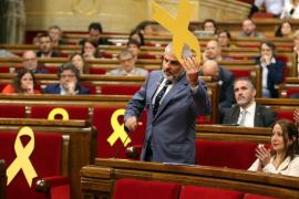 Ciudadanos prepara una querella contra los miembros soberanistas de Mesa y el letrado mayor
