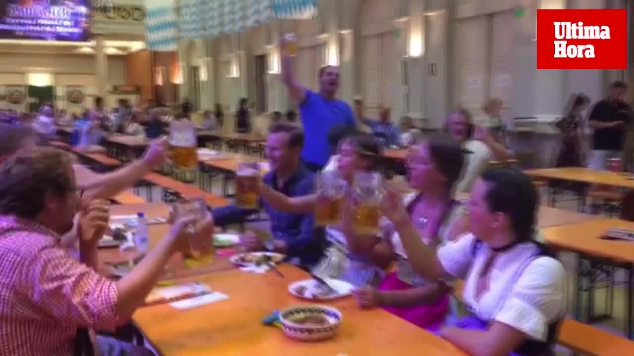 Comienza la Oktoberfest en Palma