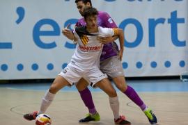 El Palma Futsal se exhibe en Santa Coloma