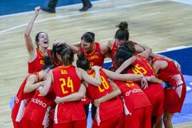 España tumba a Canadá y se cita en semifinales con Australia