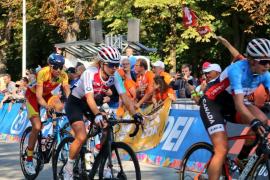 Mavi García finaliza dentro del Top 20 del Mundial de Innsbruck