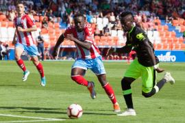 Fran Gámez rescata un punto para el Real Mallorca
