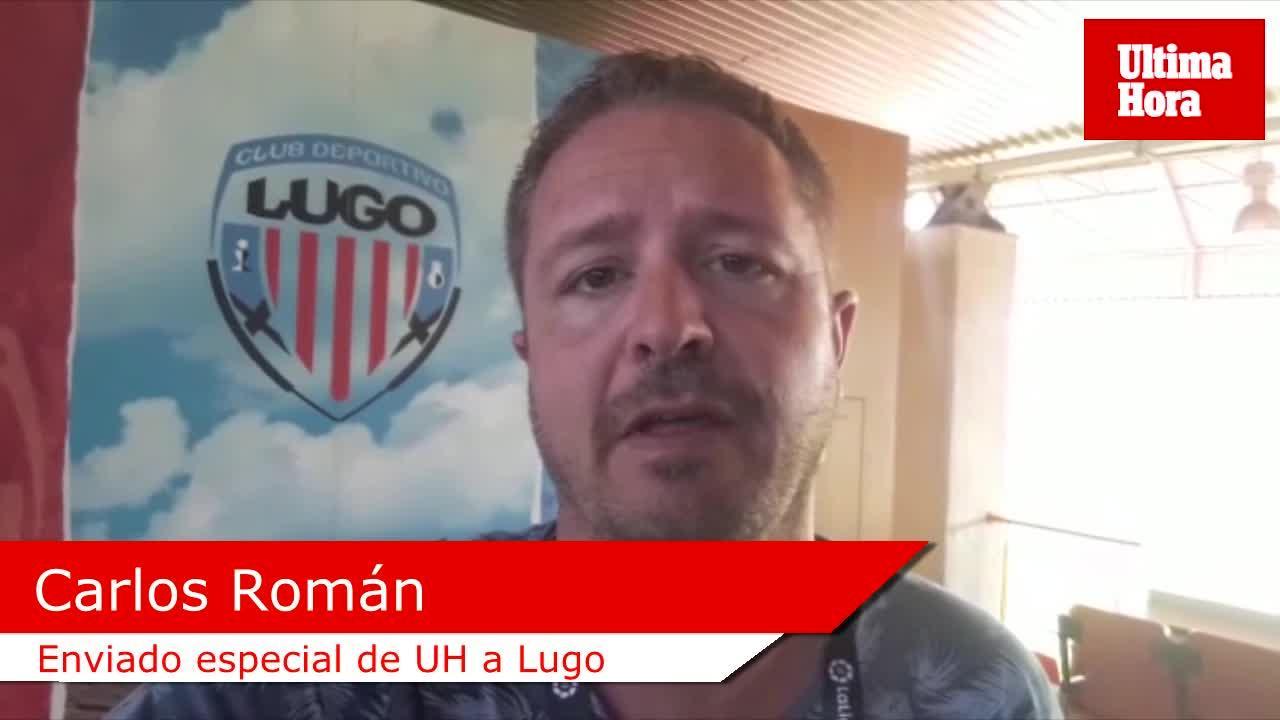 Carlos Román analiza el empate del Mallorca