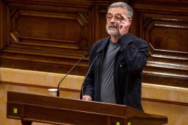 La CUP exige la dimisión del conseller de Interior por la acción «violenta e inaceptable» de los Mossos