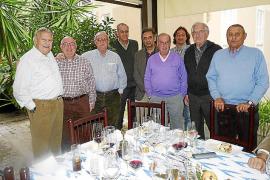 Encuentro gastronómico en el restaurante es Baluard de Joan Torrens
