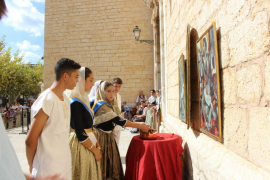 Binissalem reivindica el vino como un símbolo de vida en el final del Vermar