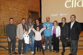 El Ladat presenta el cortometraje 'Ella' en el Aljub del Museu Es Baluard