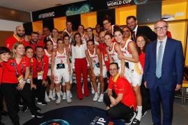 Alba Torrens lidera a España hacia el bronce en el Mundial