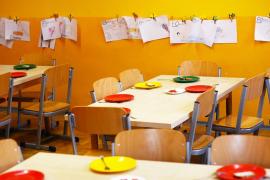 ¿En qué comunidades es más caro comer en el colegio?