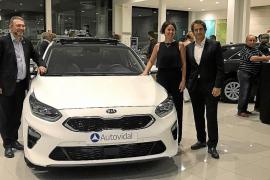 Autovidal presentó en sus instalaciones el nuevo Kia Ceed
