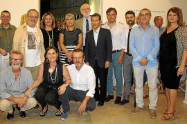 Multitudinaria Nit de l'Art en Palma